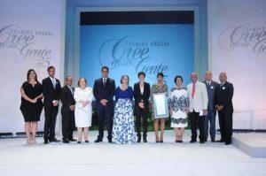 Fundación Brugal entrega premios «Cree en su gente»