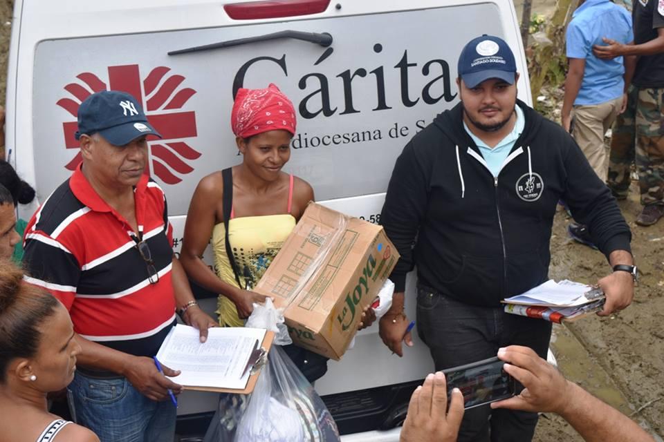 Resultado de imagen de Caritas Letonia promueve el voluntariado