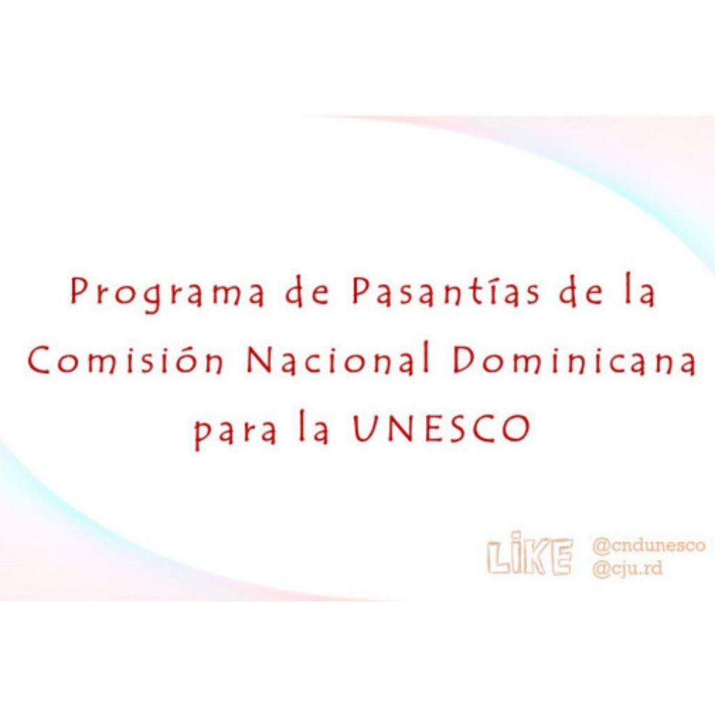 Programa de Pasantías de la Comisión Nacional Dominicana para la ...