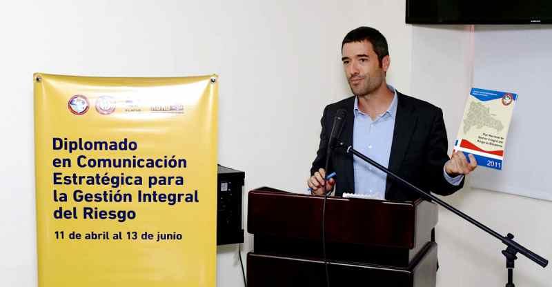 Borja Serrador, responsable de proyectos de la AECID.
