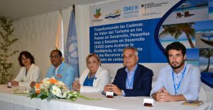 Medio Ambiente y Playa Dorada lanzan proyecto para reducir emisiones de carbono