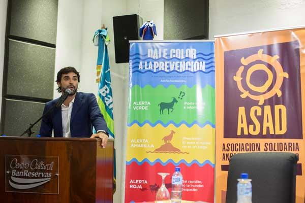 Ignacio Tamayo, Director de ASAD.