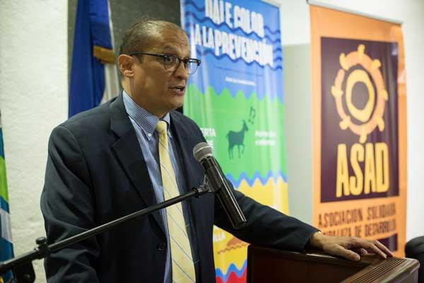 Ivan Ogando, Director de FLACSO República Dominicana.