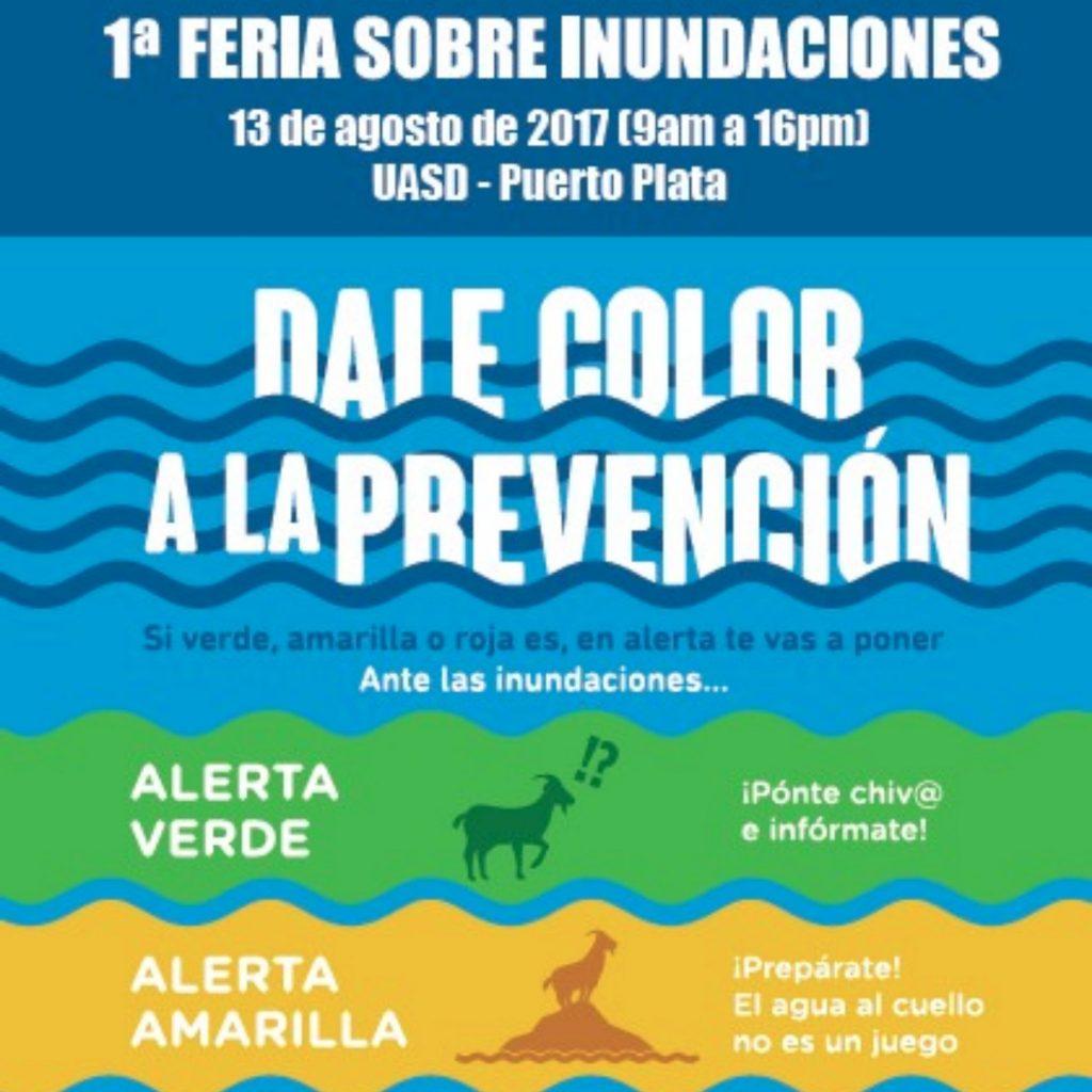 Primera feria PMR Puerto Plata 13 agosto 2017