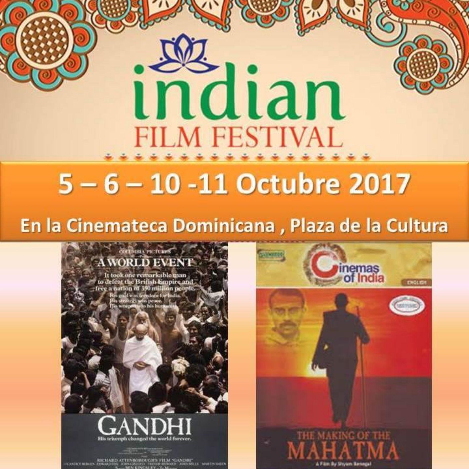 Festival de Cine de la India sobre la vida de Gandhi ...