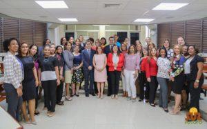Alianza NEO-RD realiza primer Diplomado en Intermediación laboral y Gestión de Pasantías del país