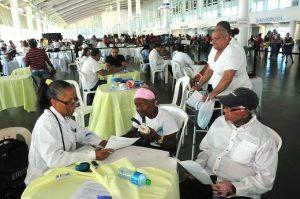 Fundación Ferries del Caribe realiza operativo médico en beneficio de más de 5 mil personas