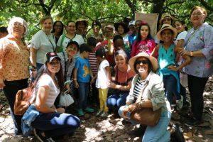 JAD realiza el tercer sendero del cacao en SFM
