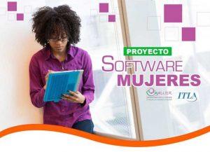 Ministerio de la mujer y el ITLA ofrecerán curso para insertar 50 mujeres al mercado laboral de las tecnologías