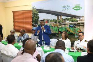 Fundación Tropigas firma acuerdo interinstitucional para saneamiento y rescate ríos Ozama e Isabela