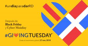 #undiaparadarRD 2018 tendrá un canal directo para las donaciones