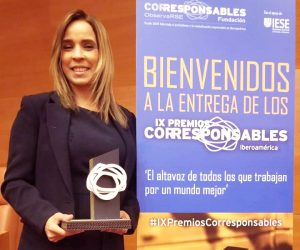 Premios Corresponsables 2018 galardona Fundación Tropigas por iniciativas de RSE
