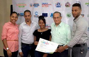Organizaciones de Baní e Higüey reciben Fondo Concursable del proyecto «Más Sindicato»