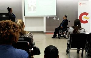 Presentan resultados del Proyecto Inclusión Laboral de personas con Discapacidad