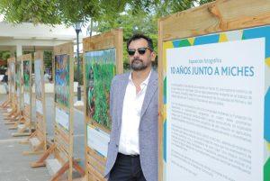 Exposición fotográfica «10 años junto a Miches» llega a Santo Domingo