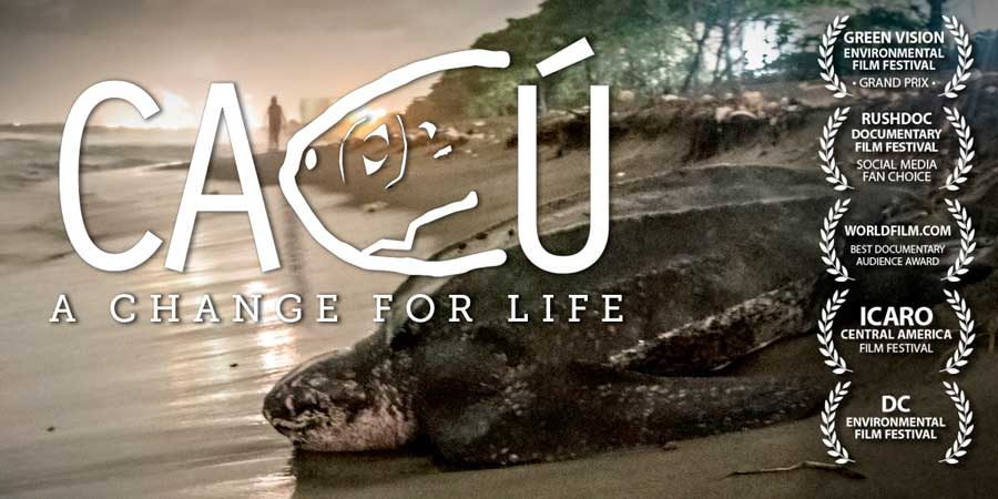 """Proyectan el pluri-premiado documental """"Cacú: un cambio por la vida"""", ópera prima de Marvin del Cid"""