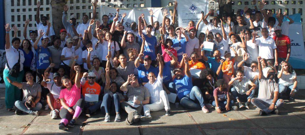 Sirve Quisqueya celebra Día Nacional del Voluntariado contribuyendo al Objetivo de Desarrollo Sostenible 14