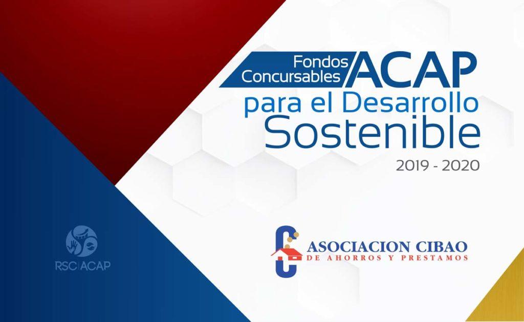 Cuarta entrega de Fondos Concursables ACAP para el Desarrollo Sostenible